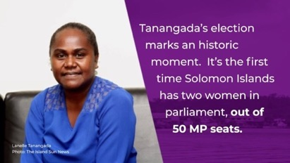 Image result for . Lanelle Tanangada solomon islands images